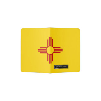 Flag of New Mexico Passport Holder