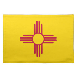 Flag Of New Mexico Placemat