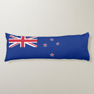 Flag of New Zealand Body Pillow