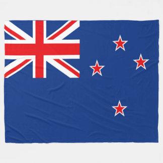 Flag of New Zealand Fleece Blanket