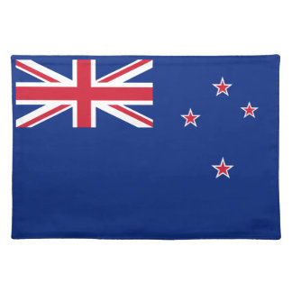 Flag of New Zealand Placemat