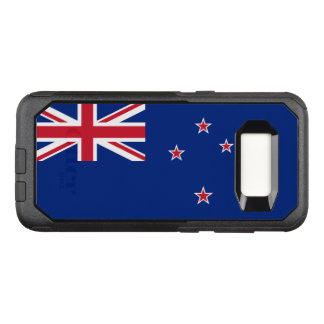 Flag of New Zealand Samsung OtterBox Case