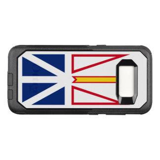 Flag of Nfld. and Labrador Samsung OtterBox Case