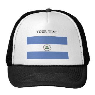 Flag of Nicaragua Trucker Hat