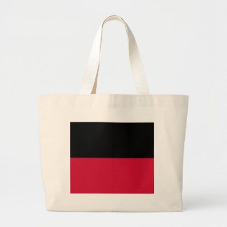 Flag of Nijmegen Large Tote Bag