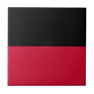 Flag of Nijmegen Tile