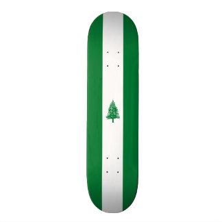 Flag of Norfolk Island Skateboard Deck