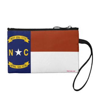 Flag of North Carolina Coin Purse