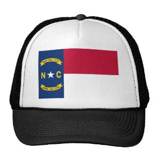 Flag_of_North_Carolina Trucker Hat