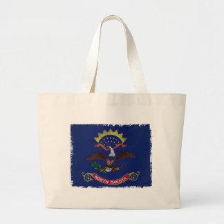 Flag of North Dakota Bags