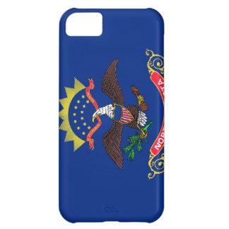 Flag of North Dakota iPhone 5C Cases