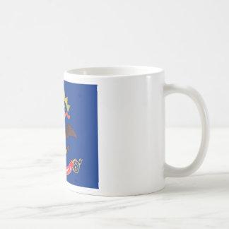 Flag Of North Dakota Coffee Mug