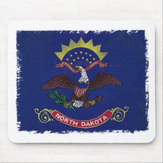 Flag of North Dakota Mouse Pad