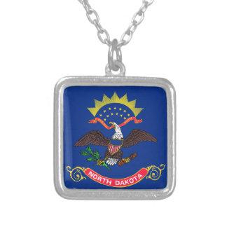 Flag of North Dakota Custom Jewelry