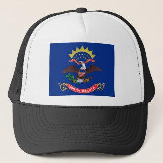 Flag Of North Dakota Trucker Hat