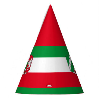 Flag of North-Rhine Westphalia Party Hat