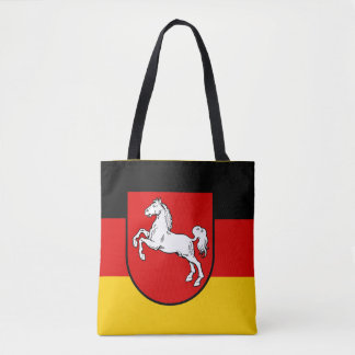 Flag of North-Rhine Westphalia Tote Bag