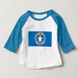 Flag Of Northern Mariana Islands (USA) Baby T-Shirt