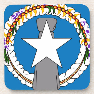 Flag Of Northern Mariana Islands (USA) Coasters