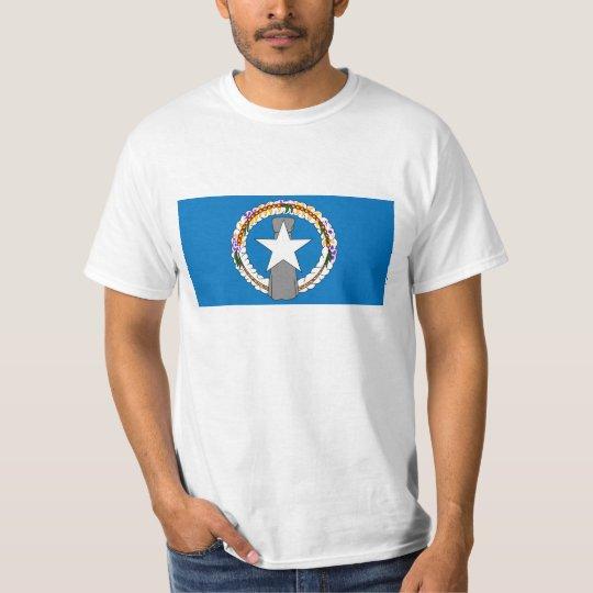 Flag Of Northern Mariana Islands (USA) T-Shirt