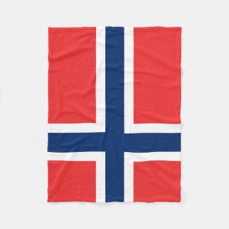 Flag of Norway Blanket