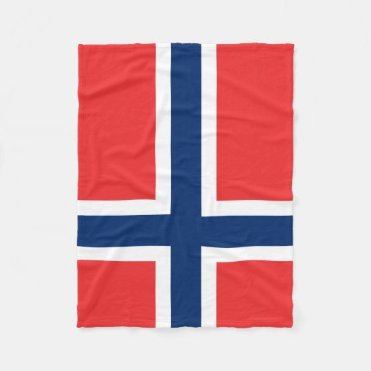 Flag of Norway Blanket