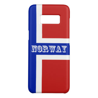 Flag of Norway Scandinavian Case-Mate Samsung Galaxy S8 Case
