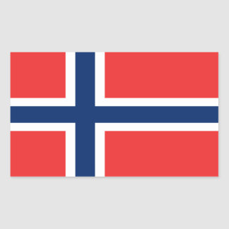 Flag of Norway Sticker