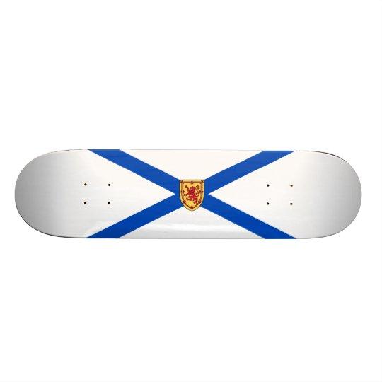Flag of Nova Scotia Skateboard Deck