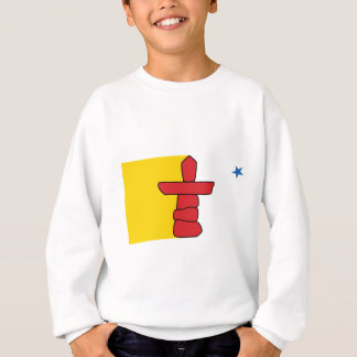 Flag of Nunavut Sweatshirt