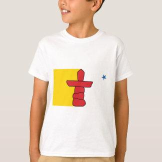 Flag of Nunavut T-Shirt