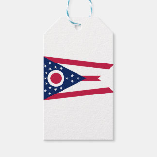 Flag Of Ohio Gift Tags