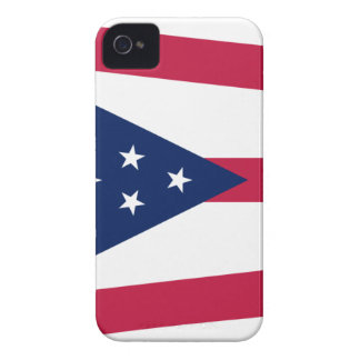 Flag Of Ohio iPhone 4 Covers