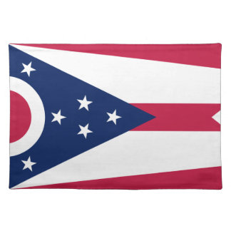 Flag Of Ohio Placemat
