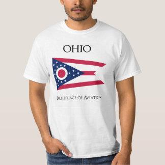 Flag of Ohio - United States - Ohioan Flag T-Shirt