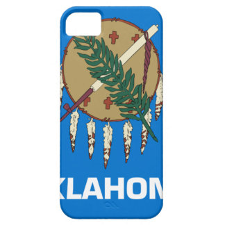 Flag Of Oklahoma Case For The iPhone 5