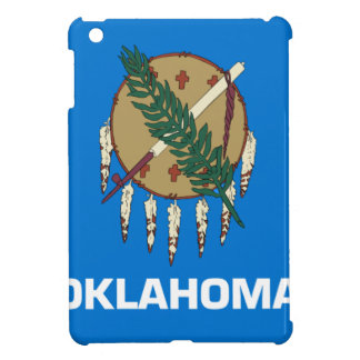 Flag Of Oklahoma iPad Mini Case