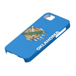 Flag of Oklahoma iPhone 5 Case