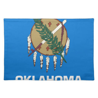 Flag Of Oklahoma Placemat