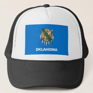 Flag Of Oklahoma Trucker Hat