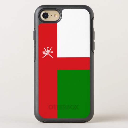 Flag of Oman OtterBox iPhone Case