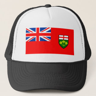 Flag of Ontario Trucker Hat