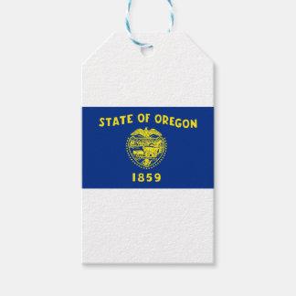 Flag Of Oregon Gift Tags