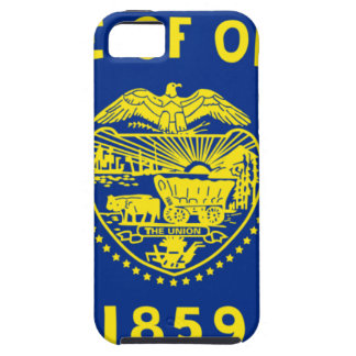 Flag Of Oregon iPhone 5 Covers
