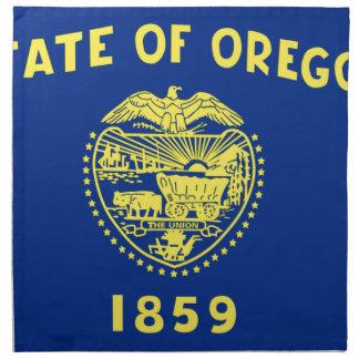 Flag Of Oregon Napkin