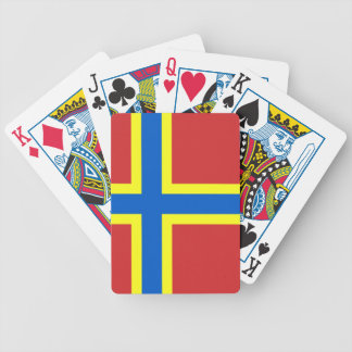 Flag of Orkney Bicycle Playing Cards