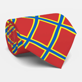 Flag of Orkney Tie