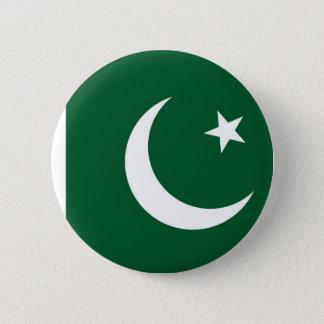 Flag of Pakistan 2 Inch Round Button