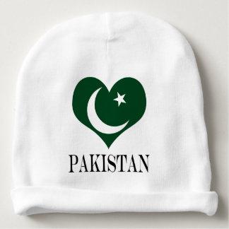 Flag of Pakistan Baby Beanie