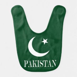 Flag of Pakistan Bib